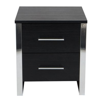 Gosport 2 Drawer Bedside Cabinet