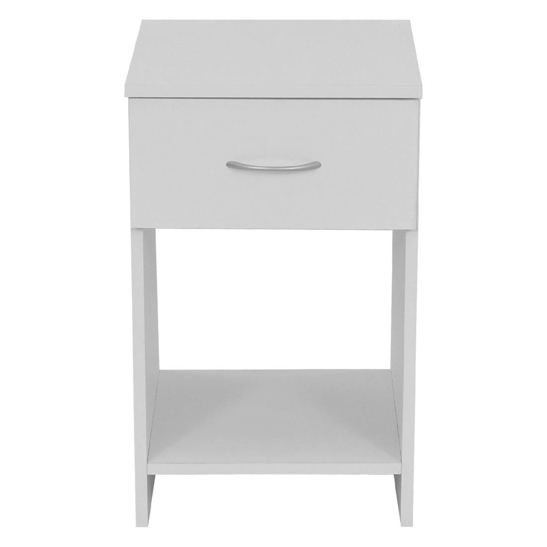 Boldon Bedside Cabinet White